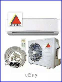 12,000 Btu Air Conditioner Mini Split Ac Ductles Cold Only 110v