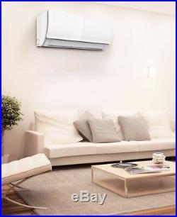 18000 BTU Ductless Air Conditioner, Heat Pump Mini Split 220V 1.5TON