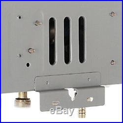 18L Propane Gas Water Heater 4.8GPM Tankless Instant Hot Water Boiler Shower LPG