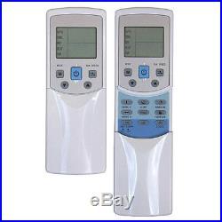 22.5 SEER Quad Zone Ductless Mini Split Air Conditioner Heat Pump 12000 BTU x 4