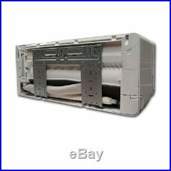 24,000 BTU Ductless Air Conditioner, Heat Pump Mini Split 17 SEER / 24000 BTU
