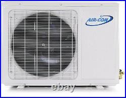 24000 BTU Air Con Air Conditioner Mini Split AC Heat Pump 18 Seer Up To 1500 SQ