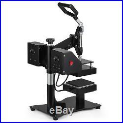 5 x 5 Dual Heating Elements Manual Rosin Heat Press Machine Heavy