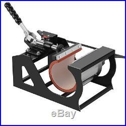 5IN1 15x15 T-Shirt Heat Press Transfer Machine Digital Swing Away Mug Plate
