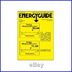 9000 BTU Mini Split Air Conditioner and Ductless Heat Pump Energy Star