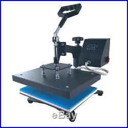 9x12 360° Swing Away Heat Press Machine Sublimation Transfer Machine DIY Gifts