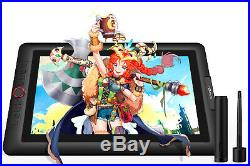 Artist15.6 Pro Drawing tablet Graphic monitor Digital tablet Red Dial Display