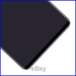 Blue LCD Display Touch Screen Digitizer Frame For Samsung Galaxy S10 Plus G975