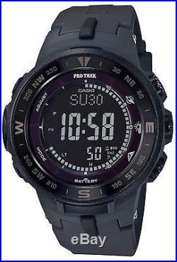 CASIO PRO TREK Solar PRG-330-1AJF Men's Watch Triple Sensor Ver. 3 New in Box