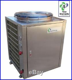 COOL ENERGY 6kW- 24kW AIR SOURCE HEAT PUMP WATER HEATERS