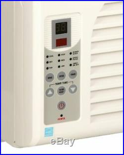Cool Living 15000 BTU Energy Star Window Mount Room Air Conditioner A/C + Remote