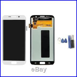 For Samsung Galaxy S7 Edge G935 LCD Display + Touch Screen Digitizer Replacement