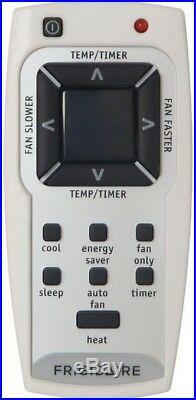 Frigidaire Air Conditioner AC Window Unit FFRH0822R1 Heat Pump Remote Control
