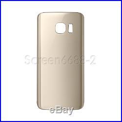 Für Samsung Galaxy S7 Edge G935F LCD Display Touch screen Digitizer gold+cover