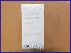 Google Nest 3rd Gen Programmable Thermostat Copper T3021US