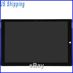 LCD Display Touch Sreen Digitizer Assembly For Microsoft Surface Pro 3 1631 12