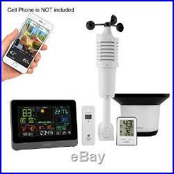 La Crosse 5-in-1 Pro Wireless Weather Station with Remote Monitoring C83100