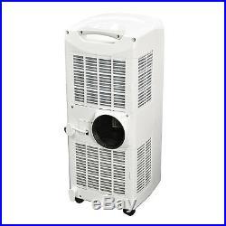 NewAir AC-10100E 10000 BTU 2 Speed 325 Sq Ft Portable Air Conditioner