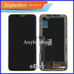 OLED Replacement LCD Display Touch Screen Digitizer Assembly For iPhone X 10 USA