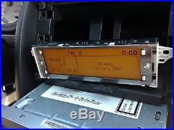 Peugeot 407 LCD Nouveau écran exposer multi function display clock CatD01