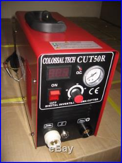 Plasma Cutter 50AMP CUT50R Digital Display Inverter 220V NEW Includes Warranty