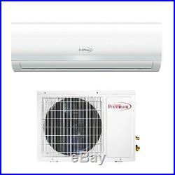 Premium Mini Split 12000 BTU System Ductless AC ONLY COLD 220V NEW