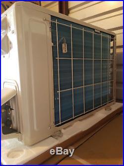 Premium Mini Split 9000 BTU 17 SEER INVERTER System Ductless AC Heat Pump 110V