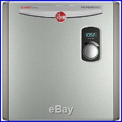 Rheem 240V 3 Chamber Residential Tankless Water Heater RTEX24 New