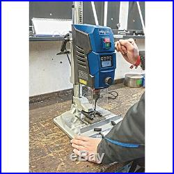 Scheppach Tischbohrmaschine DP50 mit Digitaldisplay & Laser Säulenbohrmaschine