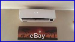 Super Efficient 9000 BTU Ductless Mini Split Air Conditioner