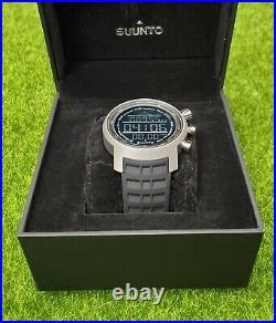 Suunto Elementum Terra Digital Display Black Quartz Watch SS014522000