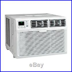 TCL 8000 BTU 3-Speed Window Air Conditioner with Remote Control White