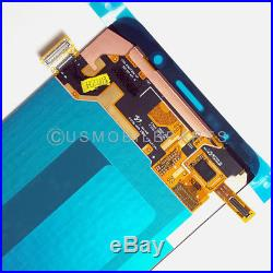 US Gold LCD Display Touch Screen Digitizer Replacement for Samsung Galaxy Note 5
