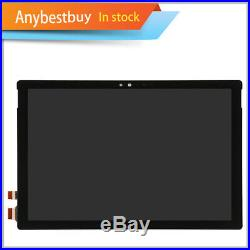 USA Microsoft Surface Pro 4 A1724 LCD Display Touch Screen Digitizer Replacement