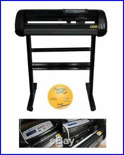 Vinyl Cutter 5in1 Heat Press Printer Vinyl T-shirt Paper Transfer Start-up Kit